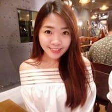 Perfil do utilizador de Wei