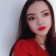Profil utilisateur de Yuwen