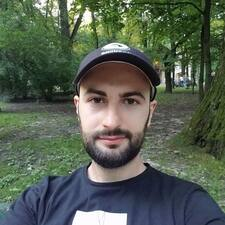 Profil Pengguna Bahtiyar