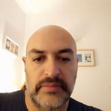 Henkilön Paolo käyttäjäprofiili