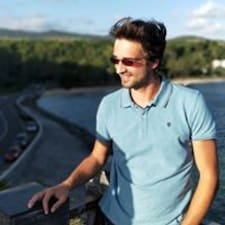 Profil utilisateur de Pierre-Antoine