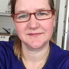 Lillann felhasználói profilja