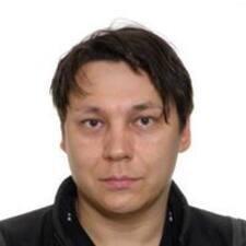 Olegas felhasználói profilja