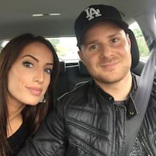 Léa & Adrian Brukerprofil
