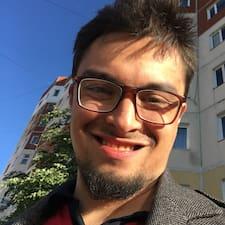 Profil Pengguna Владислав