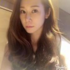 Nutzerprofil von Myonghee