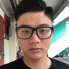 Perfil do usuário de Wong