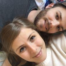 Geordie & Anna