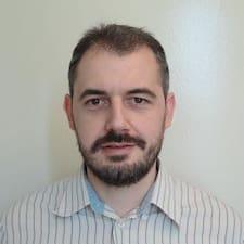 Användarprofil för Luis Javier