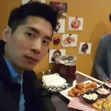 Профиль пользователя Jae Won