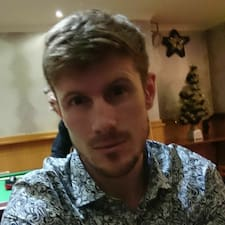 Profil korisnika Kieron