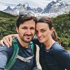 Alexandra & Carlos felhasználói profilja