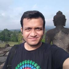 Shreyash - Uživatelský profil