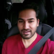 Rakesh felhasználói profilja