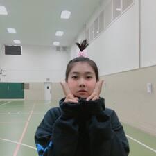 Jiayi felhasználói profilja