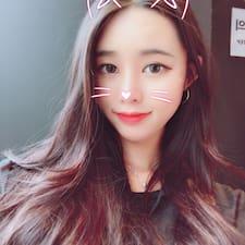 JooHee User Profile
