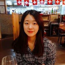 Perfil do utilizador de Yoonjoo