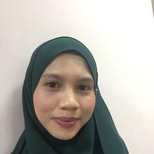 Perfil de usuario de Nur Amirah