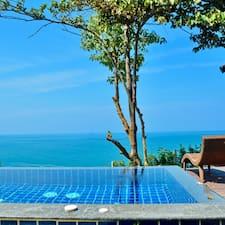 The Perch Villa  Koh Lanta的用戶個人資料