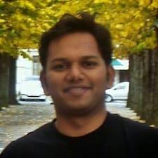 Yogesh felhasználói profilja