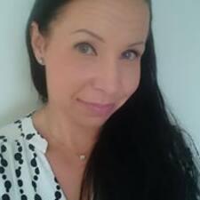 Kristiina felhasználói profilja
