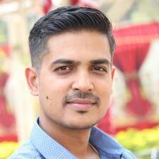 Användarprofil för Bhushan