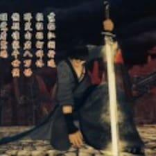 人杰 felhasználói profilja