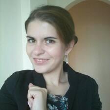 Юлия felhasználói profilja