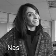 Perfil do utilizador de Nassima