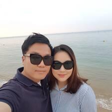 우인섭 felhasználói profilja