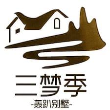 客户经理朱建涛的用戶個人資料