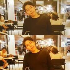 한서 felhasználói profilja