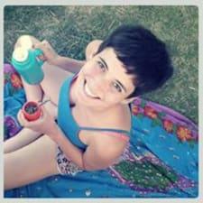 Zahira felhasználói profilja