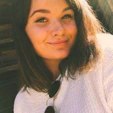 Noora - Uživatelský profil