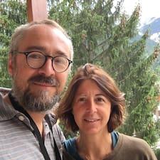 Perfil do usuário de Giovanni&Francesca