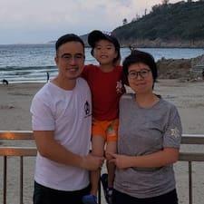 Wing Kwok felhasználói profilja