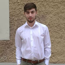 Felix felhasználói profilja