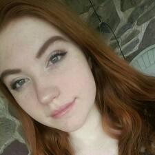 Bronwen felhasználói profilja