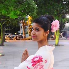 Профиль пользователя Shivanee