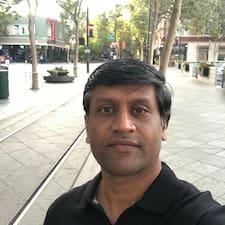 Prem felhasználói profilja
