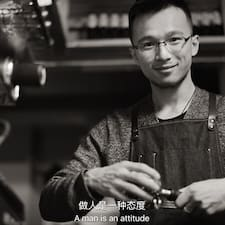 Wenbo felhasználói profilja