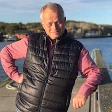 Hans Trond felhasználói profilja