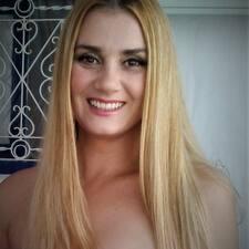 Matina felhasználói profilja
