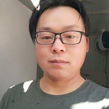 Perfil do usuário de 同