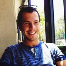 Yonatan felhasználói profilja