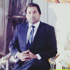 Perfil do utilizador de Jahangir