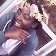 Fatoumata felhasználói profilja