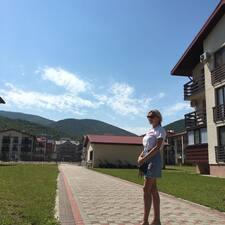 Юля - Uživatelský profil