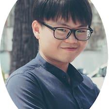 Användarprofil för Minh