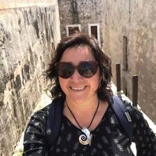 Профиль пользователя María Soledad
